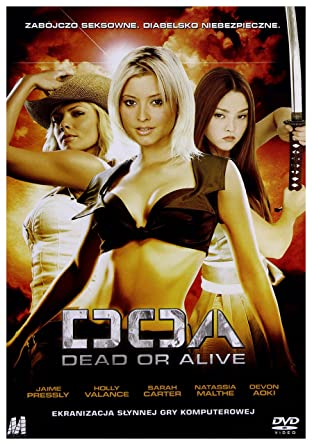 Amazon Com Doa Dead Or Alive Dvd English Audio Jaime