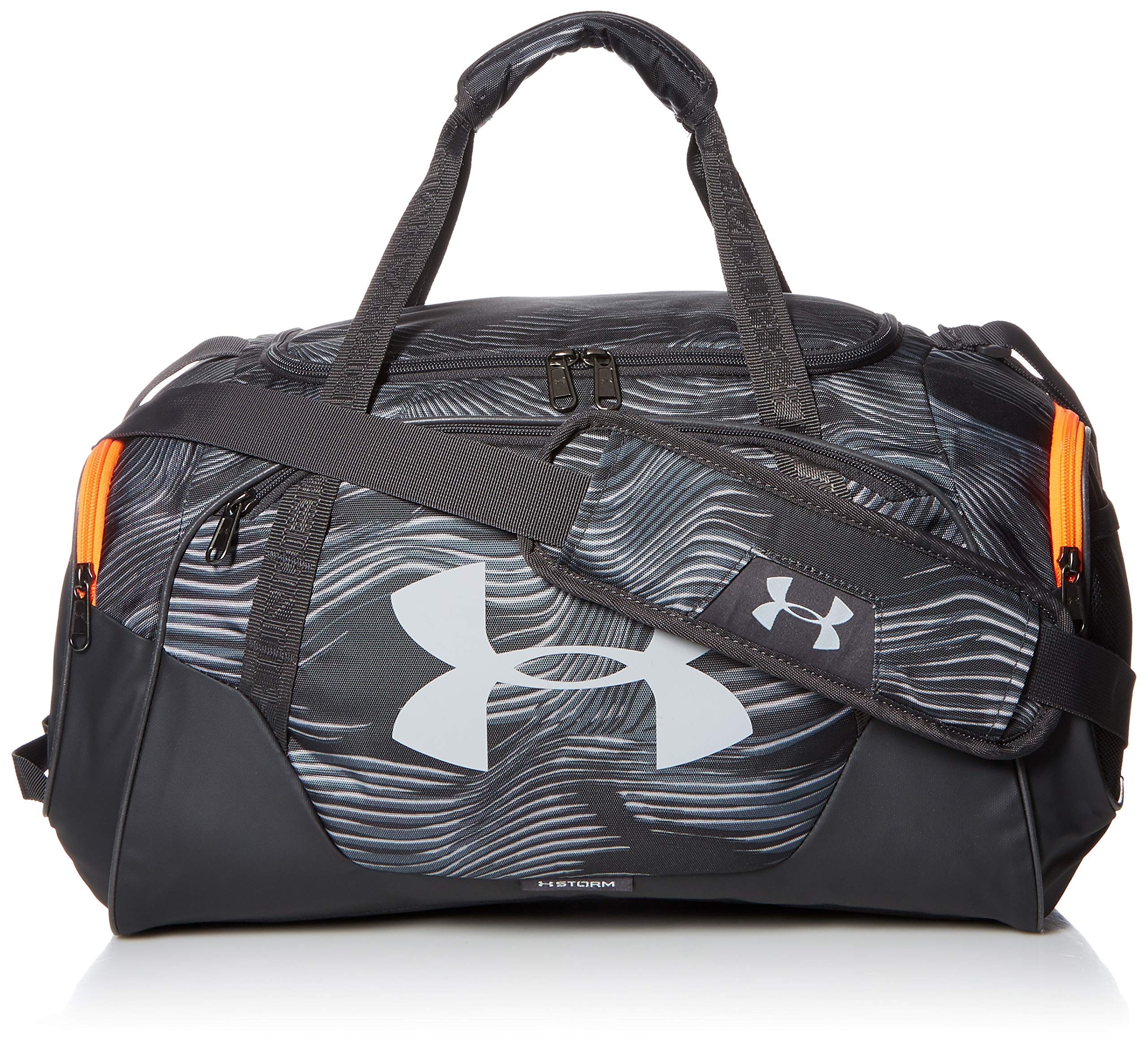 Under Armour Undeniable 3.0 Extra Small Duffle Bag, Pitch Gray//Mod Gray, One Size Fits All