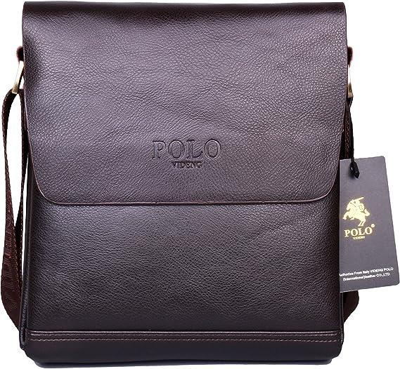 videng Polo® pl348 hotest Top Original Maletín bandolera de piel ...
