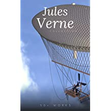 Jules verne jules verne collection 33 works a journey to the center of the earth twenty thousand leagues under the sea around the world in eighty days fandeluxe Images