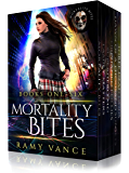 Mortality Bites - Boxed Set (Books 1 - 6): An Urban Fantasy Epic Adventure (English Edition)