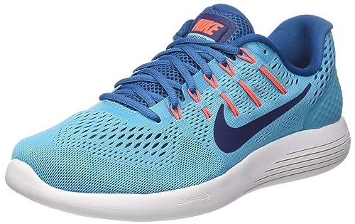 new style 1cc24 5b3bd Nike Lunarglide 8, Zapatillas de Running para Hombre  Amazon.es  Zapatos y  complementos