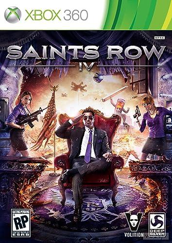 Deep Silver Saints Row IV, Xbox 360 - Juego (Xbox 360, Xbox 360 ...