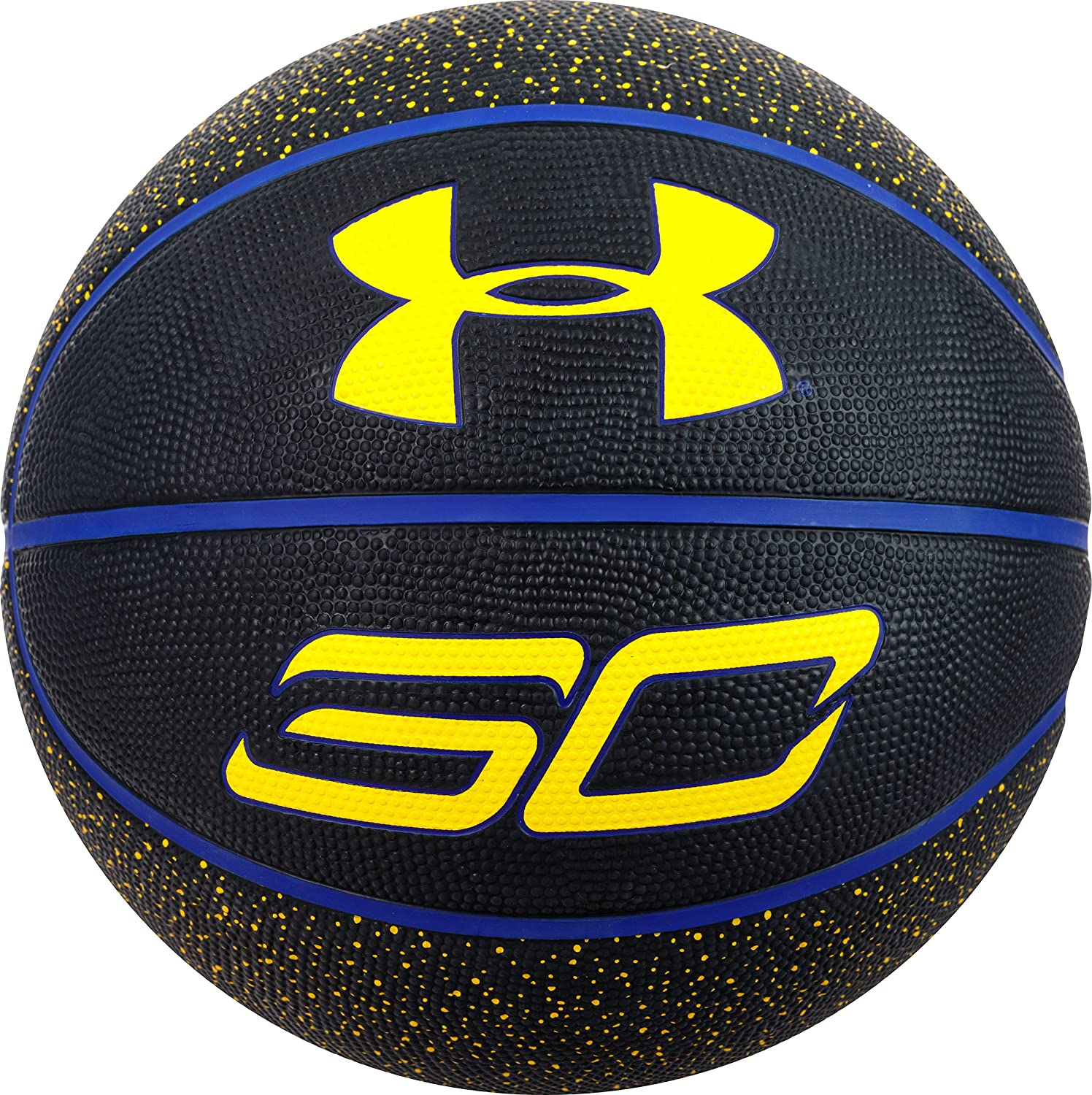 Under Armour Steph Curry Player - Balón de Baloncesto, Color Azul ...