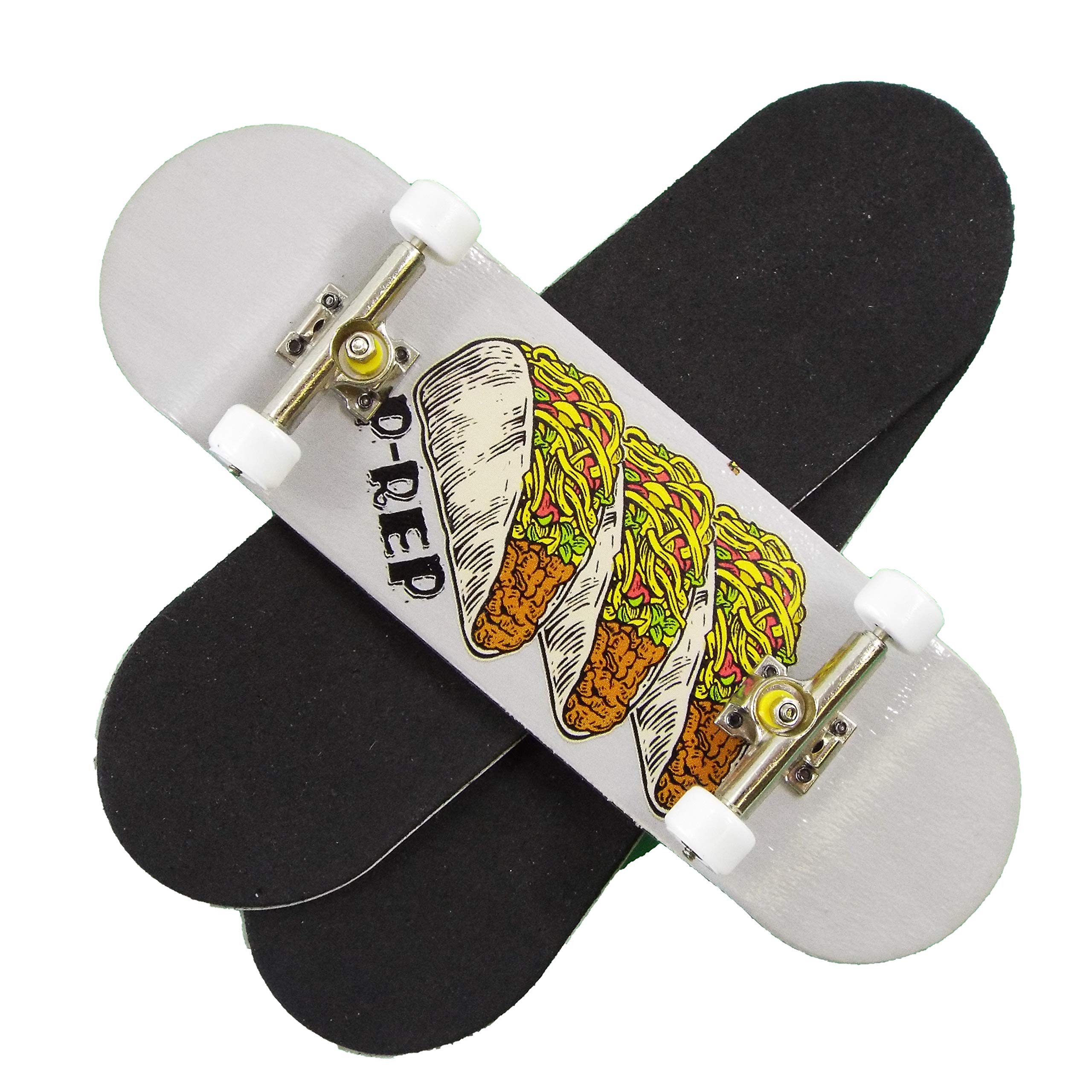 P-REP Starter Complete Wooden Fingerboard 30mm x 100mm - Tres Taco