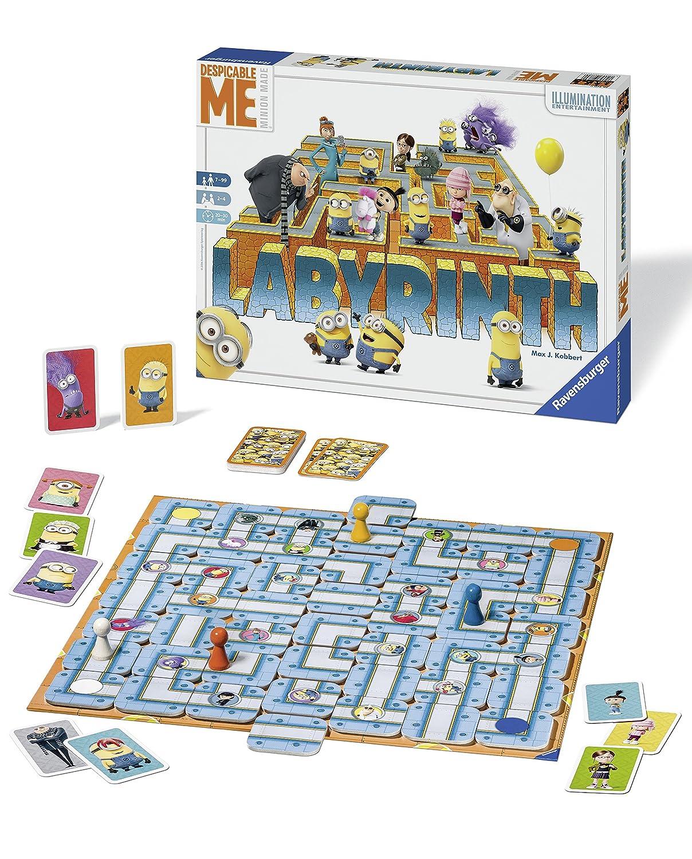 Ravensburger 26730 Despicable Me Labyrinth: Amazon.co.uk: Toys & Games
