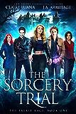 The Sorcery Trial: A Fae Adventure Romance (The Faerie Race Book 1)