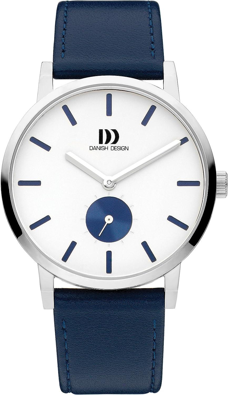 "Danish Design""Urban"" Water Resistant Watch | Quartz Watch Movement | Analog Dial | Wrist Watch for Men"