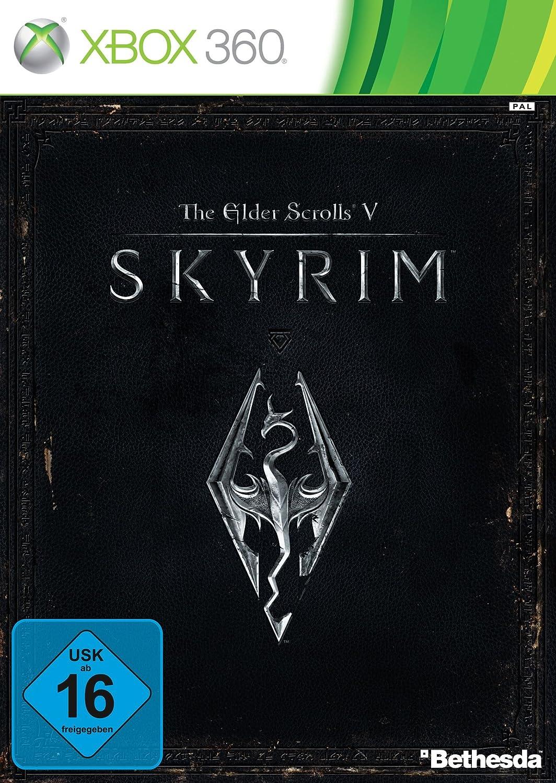 The Elder Scrolls V: Skyrim (X360, Standard-Edition): Xbox 360 ...