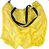 Nylon Mesh Beach Bags Multipurpose 2 Pack On the Go Large Beach Bags