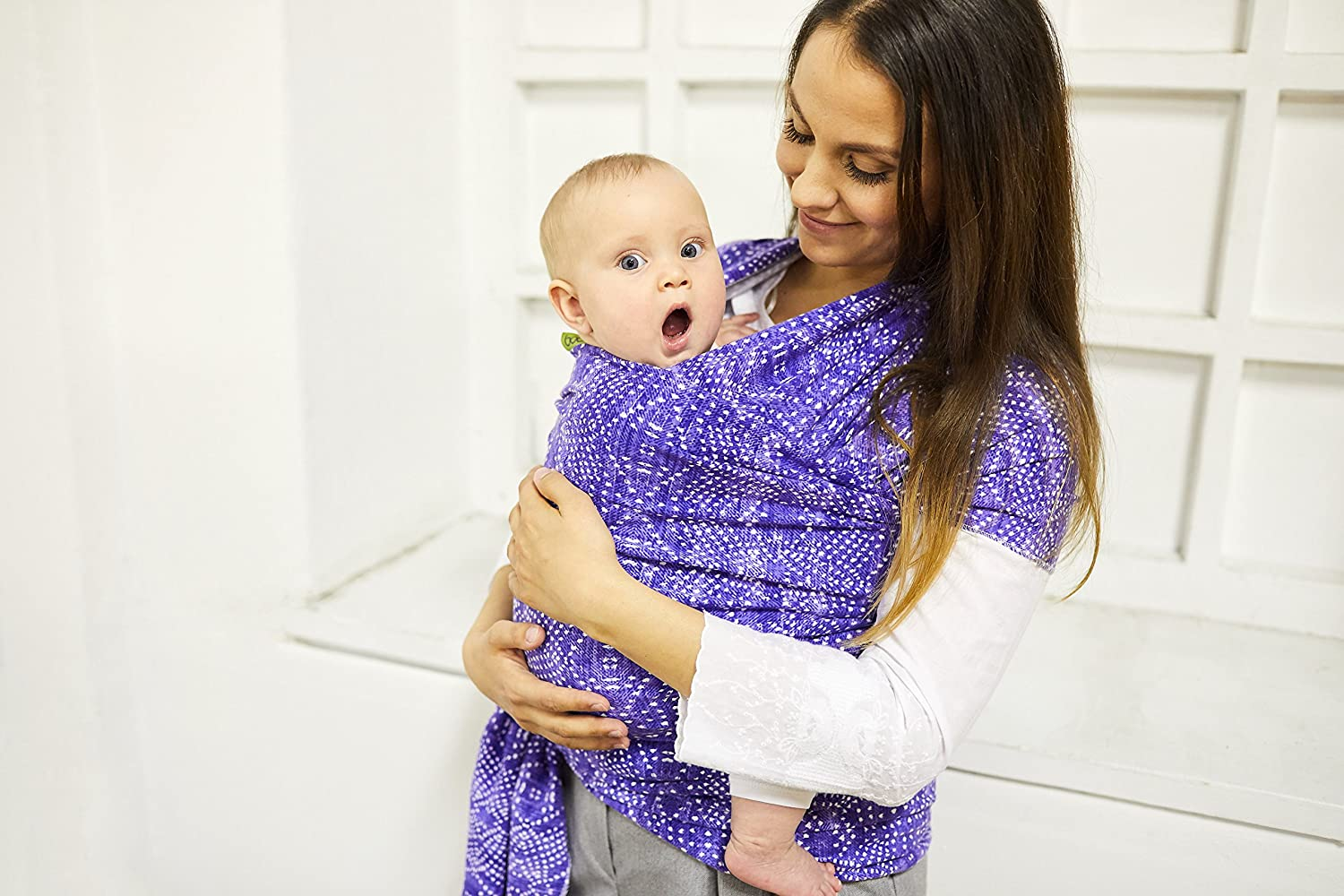 Boba Baby Wrap Carrier Seville The Original Child And Newborn