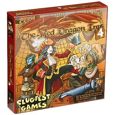 Slugfest Games Red Dragon Inn 4: Toys & Games