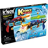 K'NEX K-FORCE – Double Draw Building Set and Target – 365 Pieces –  Ages 8+ Engineering Educational Toy
