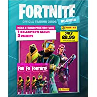 Panini Fortnite Reloaded Trading Card Collection Starter Pack