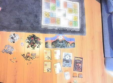 HeroQuest High Adventures in a World of Magic: Amazon.es: Juguetes y juegos