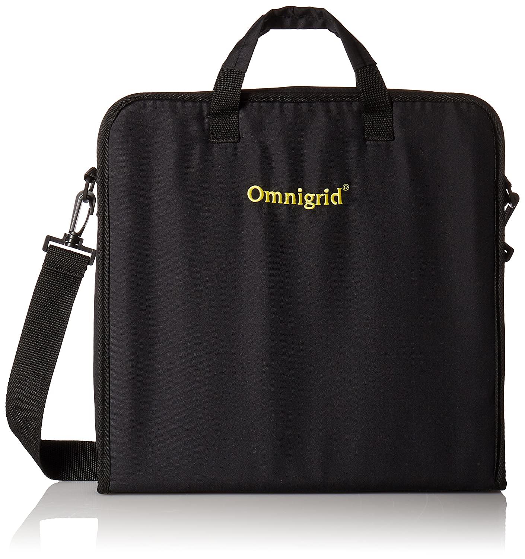 Dritz Omnigrid Quilters Travel Case, Black QTC