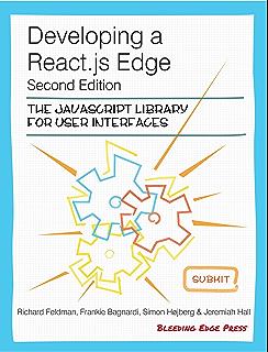Amazon com: Developing a hapi Edge: A Rich Node JS Framework for