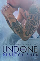 Undone (Unbreakable Book 2) Kindle Edition