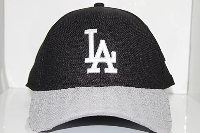 New Era MLB Curva Gorra Los Angeles Dodgers Woven Visor Gorra ...