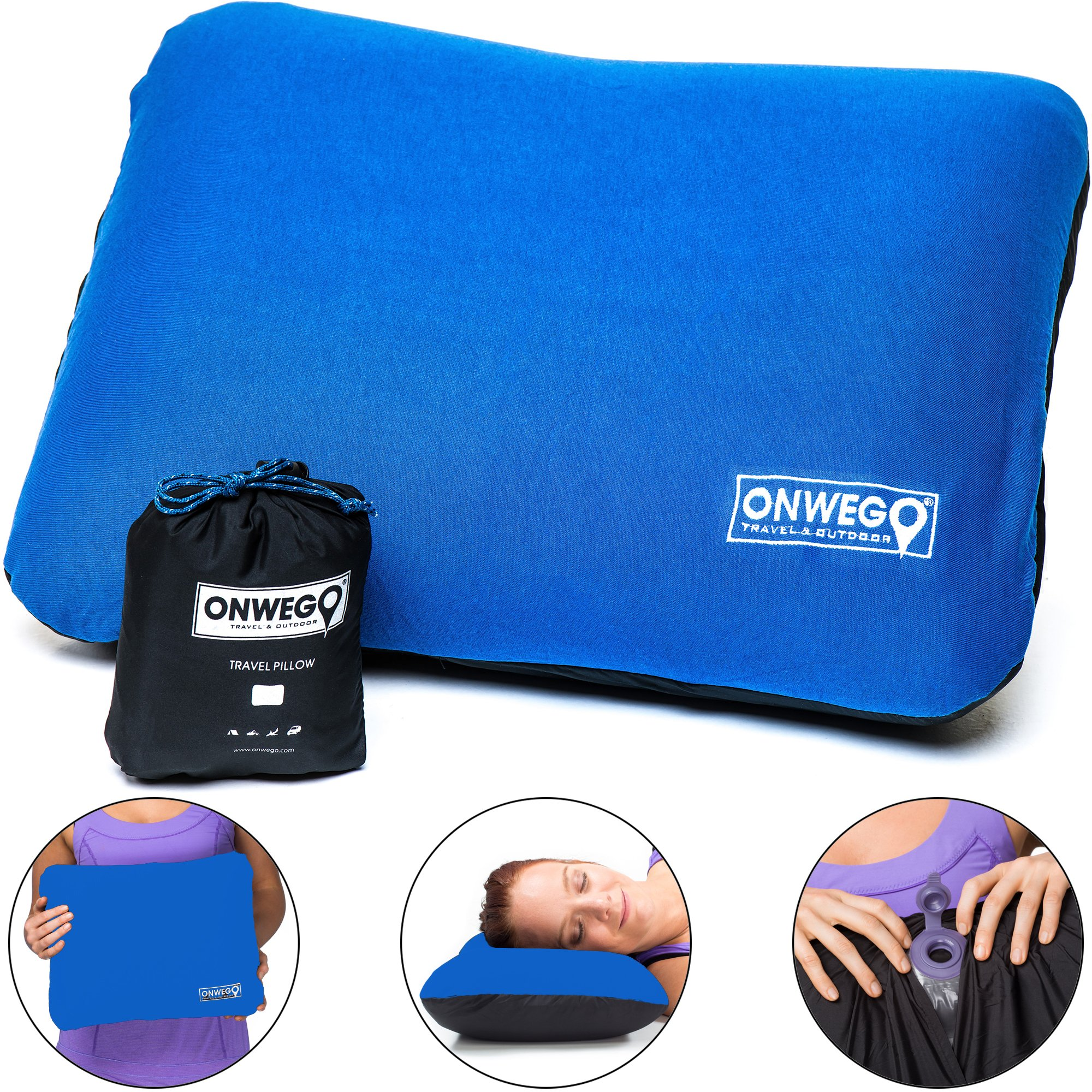 Best Rated In Camping Pillows Amp Helpful Customer Reviews