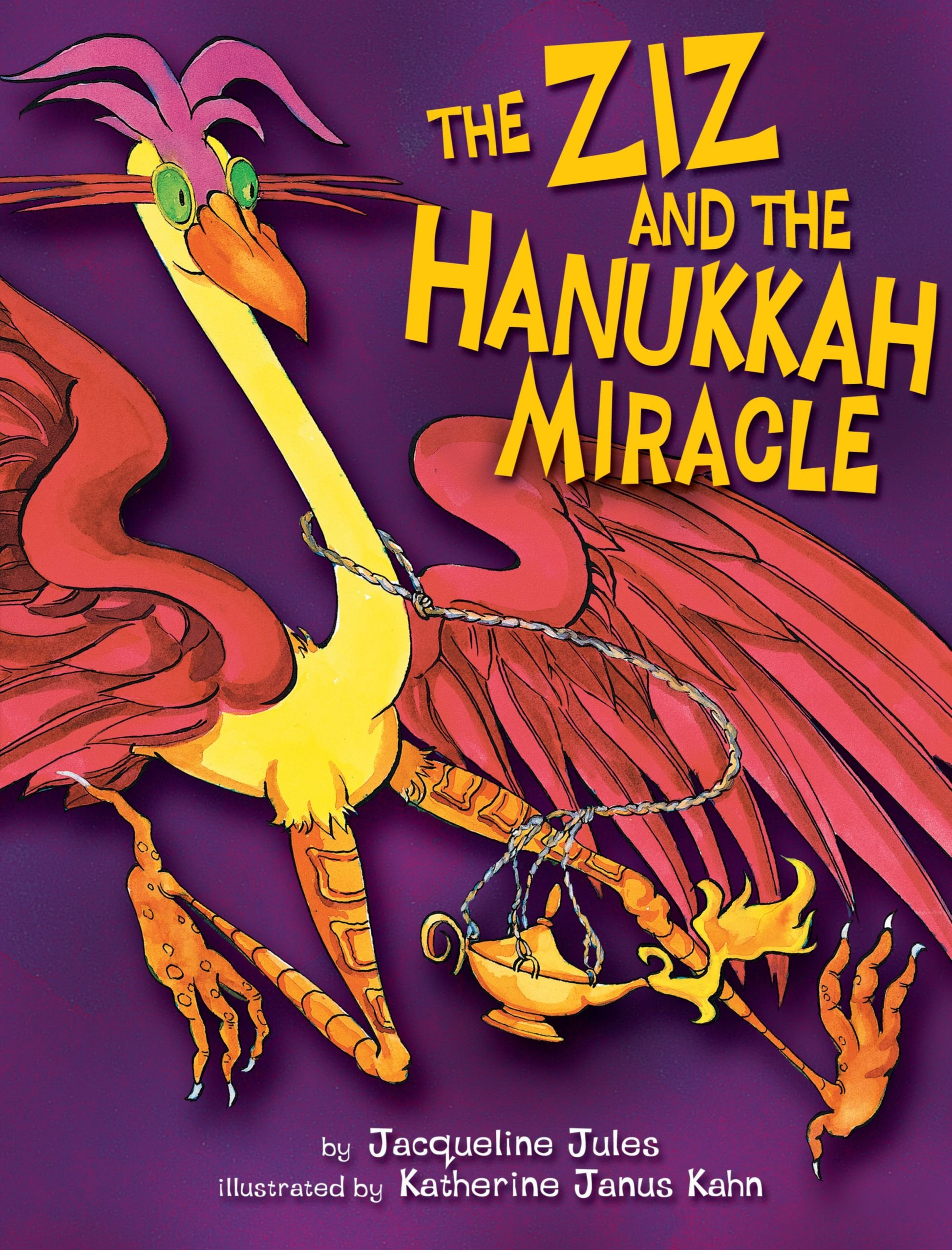 Read Online The Ziz and the Hanukkah Miracle ebook