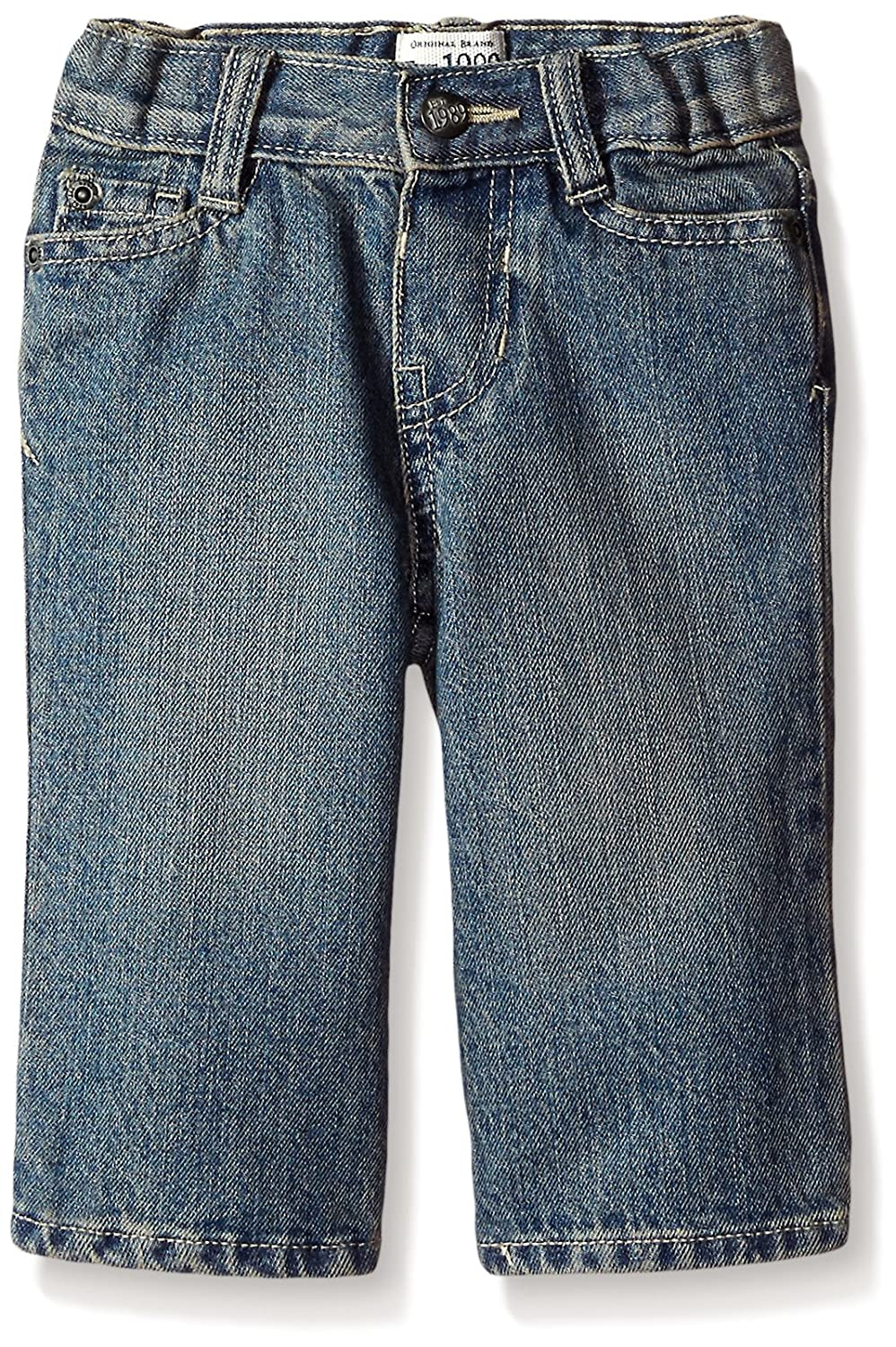 The Children's Place Baby Boys' Bootcut Jeans