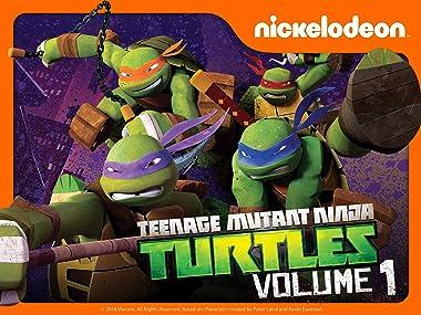 Amazon.com: Watch Teenage Mutant Ninja Turtles Volume 1 ...