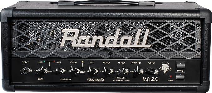 Randall RD20H - Amplificador de guitarra: Amazon.es: Instrumentos musicales