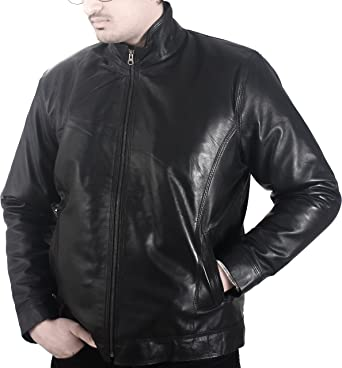 Original Mens Lambskin Leather Jacket