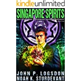 Singapore Spirits (Southeast Asia Paranormal Police Department Book 5)