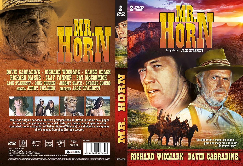 Amazon com: Mr  Horn - Jack Starrett (Non USA Format