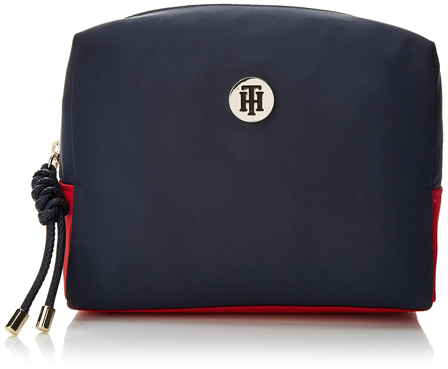 Tommy Hilfiger Damen City Washbag Nylon Taschenorganizer, Blau (Corporate Cb), 6.5x14.3x19.5 cm AW0AW05533