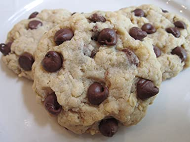 Chubby Babies Mezcla para galletas de avena con chips de ...