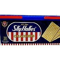 M.Y. San SkyFlakes Philippino Crackers 32 Packs 800g