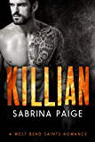 Killian (West Bend Saints Book 4)