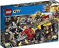 Lego City Mining Trivella Pesante da Miniera, 60186
