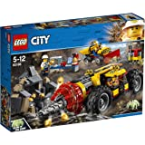 LEGO City - Mina: Perforadora Pesada (60186)