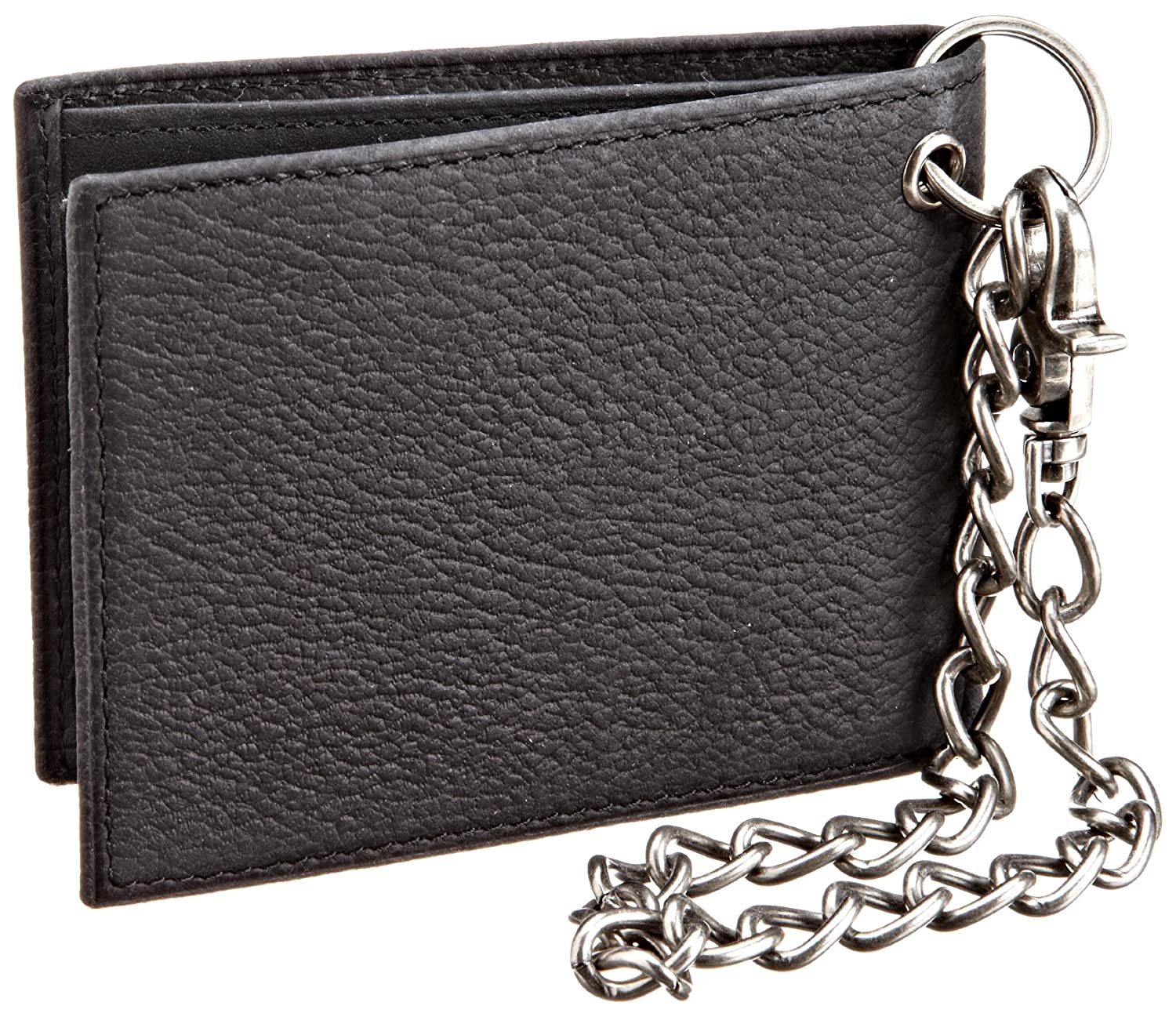 Dickies Leather Slimfold Wallet Chain Image 2