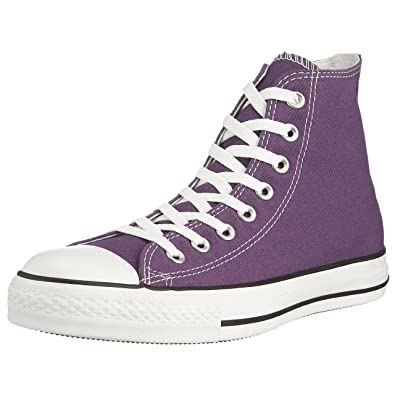 9dde8c6ff8b42 Converse All Star Hi Sneaker 36, bordeaux sassafras  Amazon.fr ...