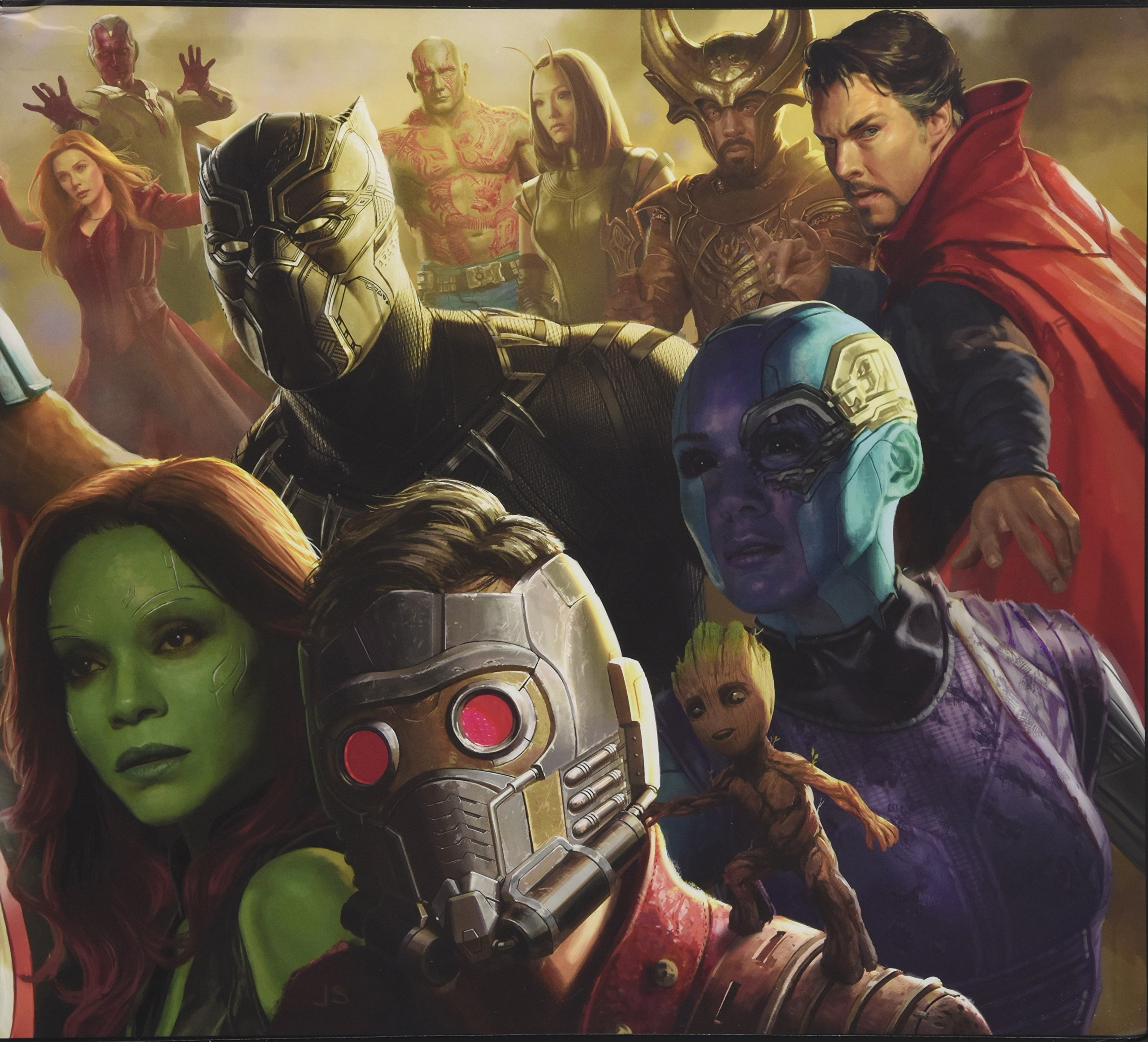 Endgame T Road to Marvel/'s Avengers The Art of the Marvel Cinematic Universe