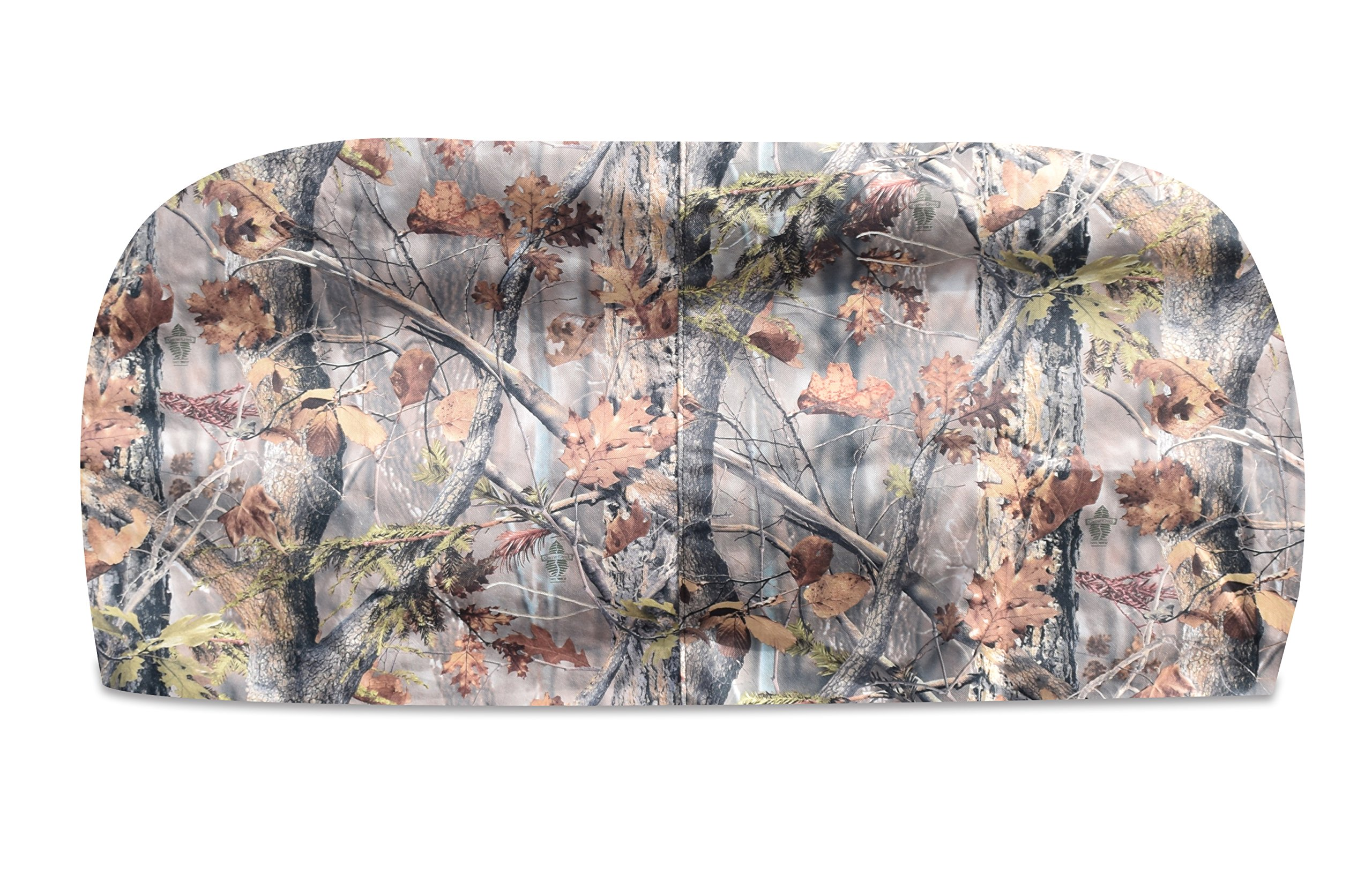 ADCO 3623 Camouflage Multi Axle Double Game Creek Oaks Tyre Gard Wheel Cover, (Fits 27''-29'') by ADCO