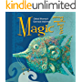 Magic World: A Book of Painted Poetry and Poetic Painting (Magic Art Collection 3) (English Edition)