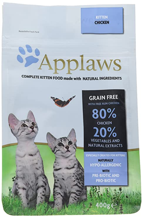 Applaws Kitten Chicken - Bolsa De 400 Gr