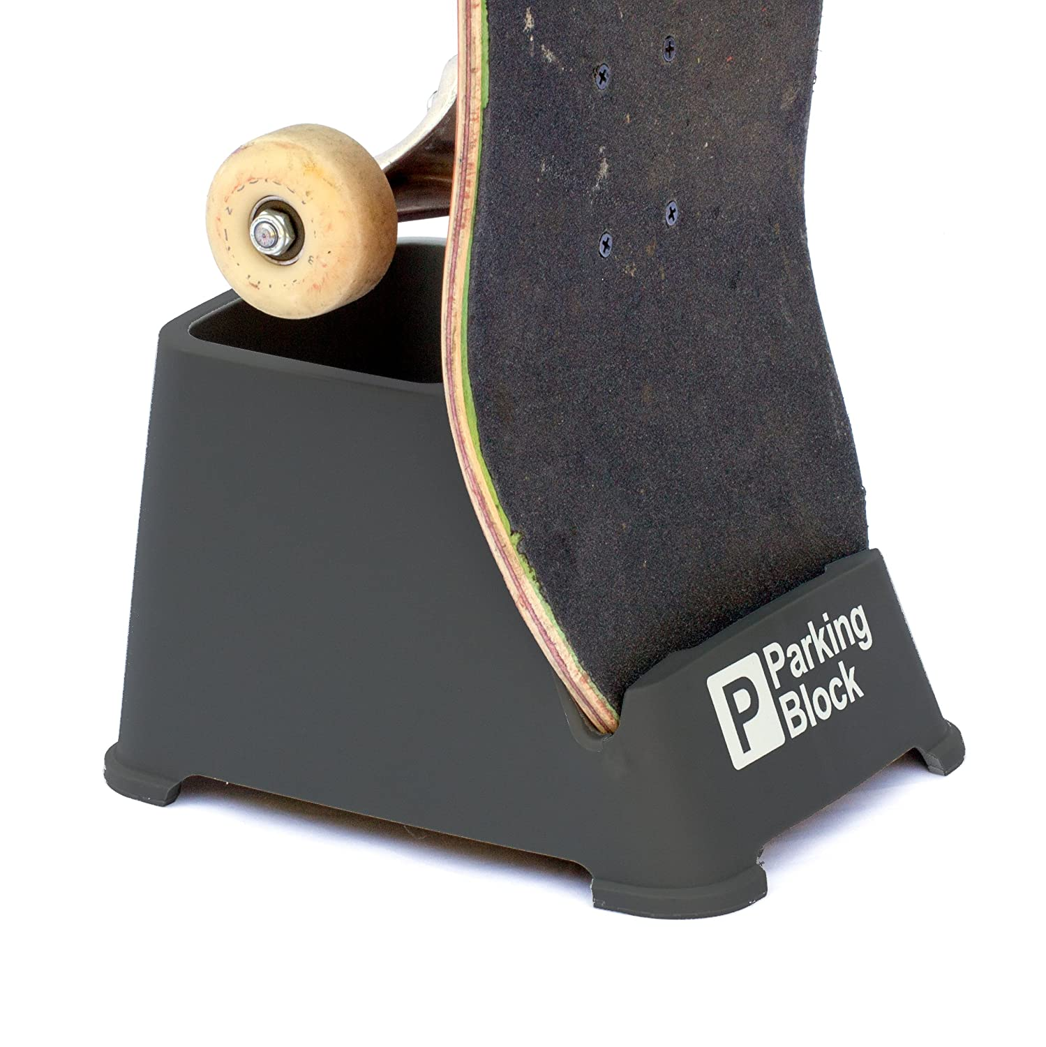 skateboard storage display organizer portable