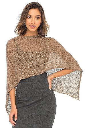 ec3b579128 Back From Bali Womens Cotton Shrug Poncho