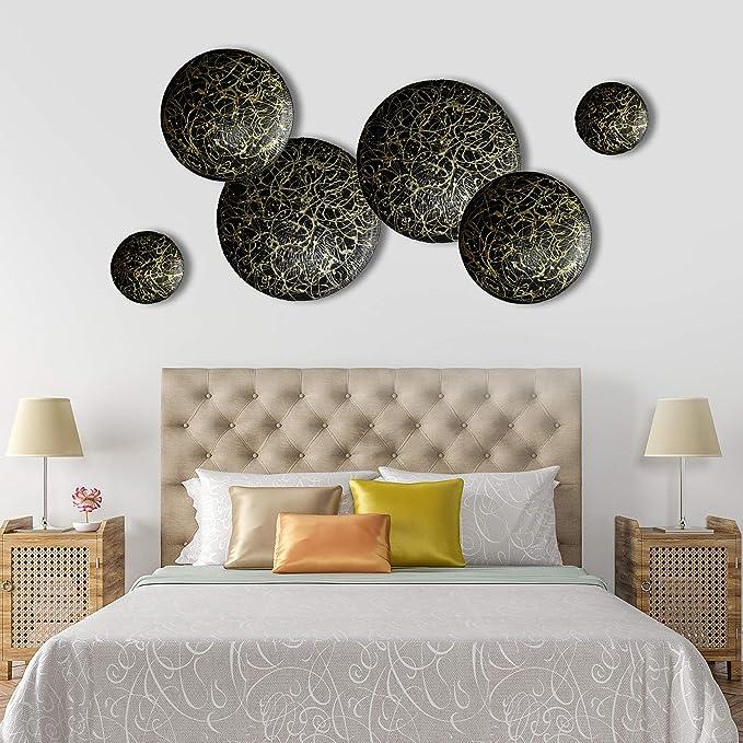 Amazon.com: Decorlives - Juego de 6 cuencos decorativos para ...