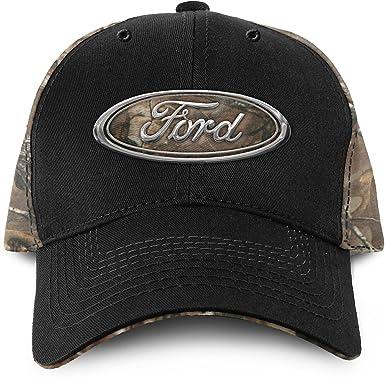 Ford Motor Logo Hat Brand New Baseball Cap Outdoors Adjustable Strap