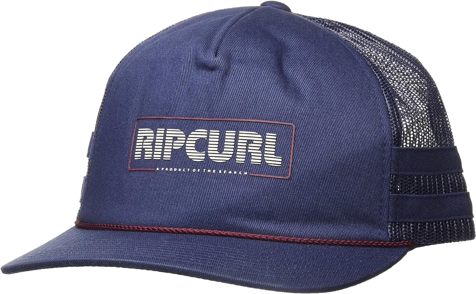 Rip Curl Hombres Big Rig Trucker Gorra de béisbol - Azul -: Amazon ...