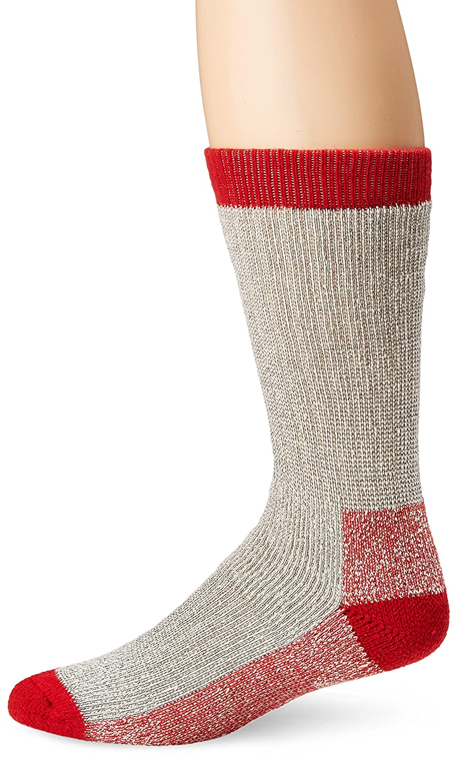 Terramar Superior Warmth Comfort Thermal Wool Boot Socks (Pack of 2) 1099-2