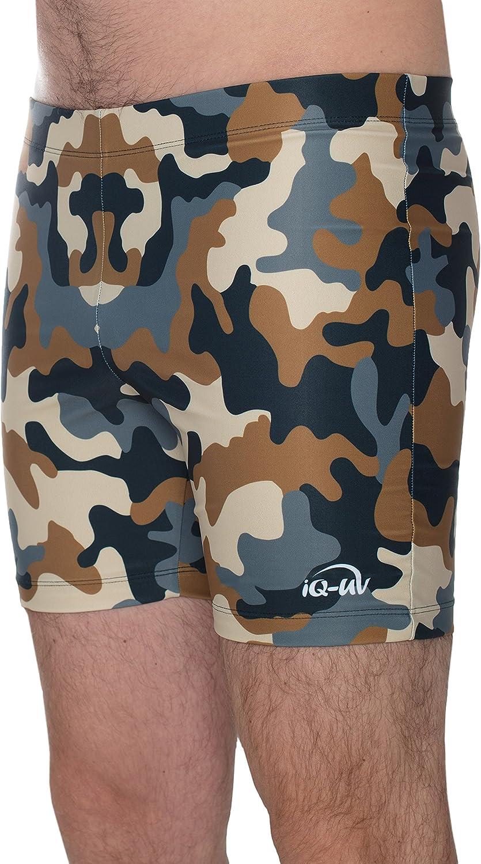 IQ UV Schutzkleidung Herren Badehose Shorts Wassersport